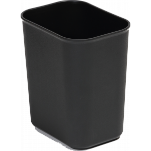 Rectangular waste basket 13.2 L